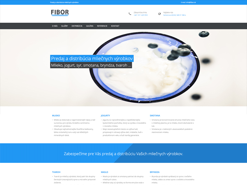web Fibor